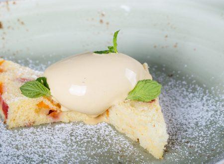 Dessert Les Caves ristorante